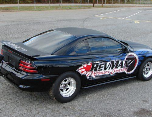 RevMax Performance Racing Car- High Shot