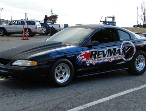 RevMax Performance Racing Car- Ready To Go