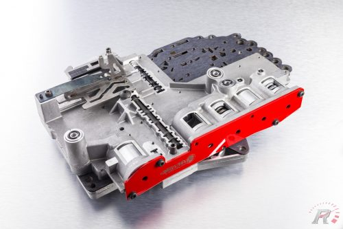 68RFE, valve body