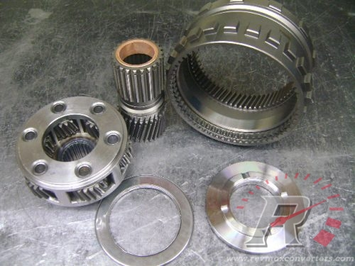 47RH, 47RE, 48RE 6 Pinion Steel Overdrive Planetary Gear Set