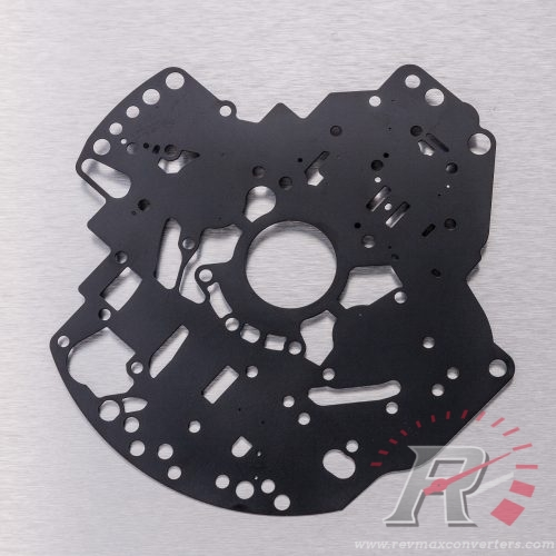 68RFE Custom Coated Transmission Pump Plate